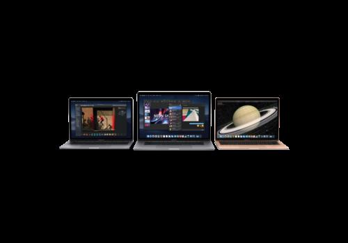 Macs: Laptops