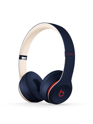 Apple Solo3 Beats Wireless Headphones – Beats Club – Club Navy