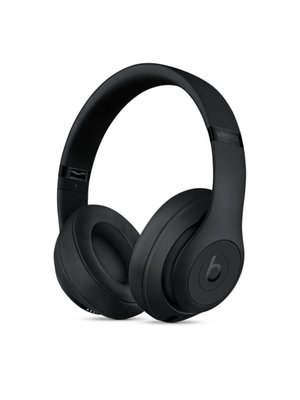 Apple Beats Studio3 Wireless Over-Ear Headphones - Matte Black