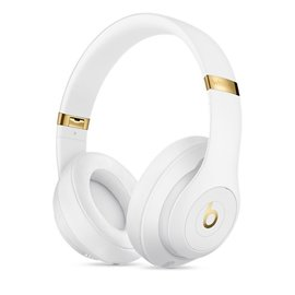 Apple Beats Studio3 Wireless Over-Ear Headphones - White