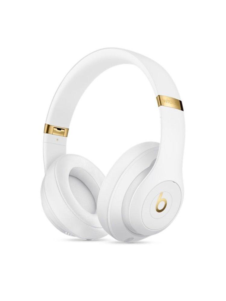 Apple Beats Studio3 Wireless Over-Ear Headphones - White