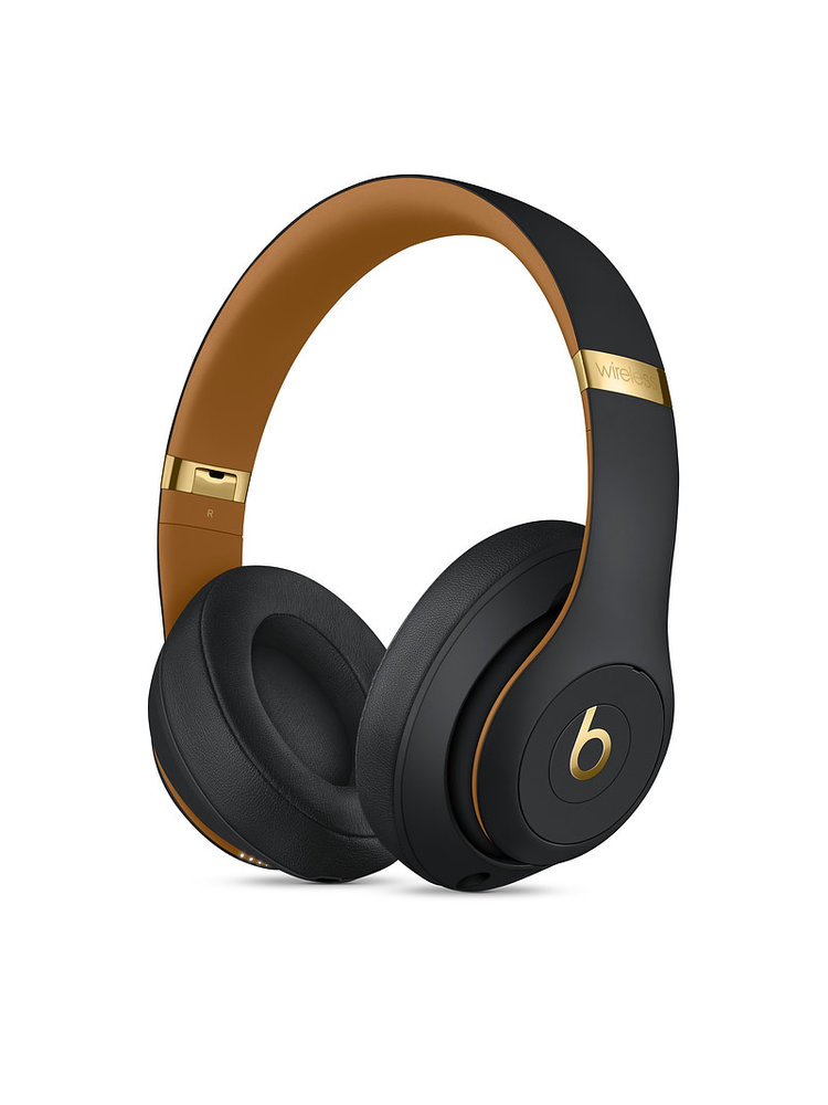 STM Beats Studio3 Wireless Headphones - Midnight Black