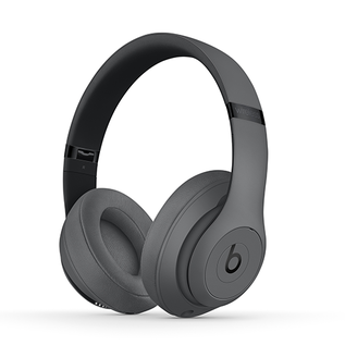 Apple Beats Studio3 Wireless Over‑Ear Headphones - Gray