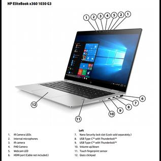 HP HP EliteBook 1030 G3 (x360)