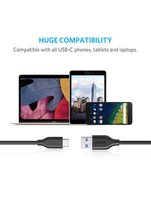 Anker Anker USB Type C Cable (3ft)
