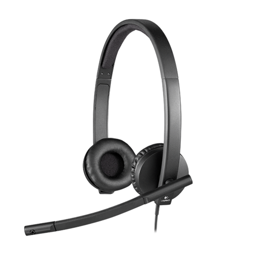 Logitech H570e On Ear Headset