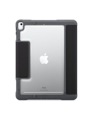 STM Dux Plus iPad 7th and 8th Gen Case - Black