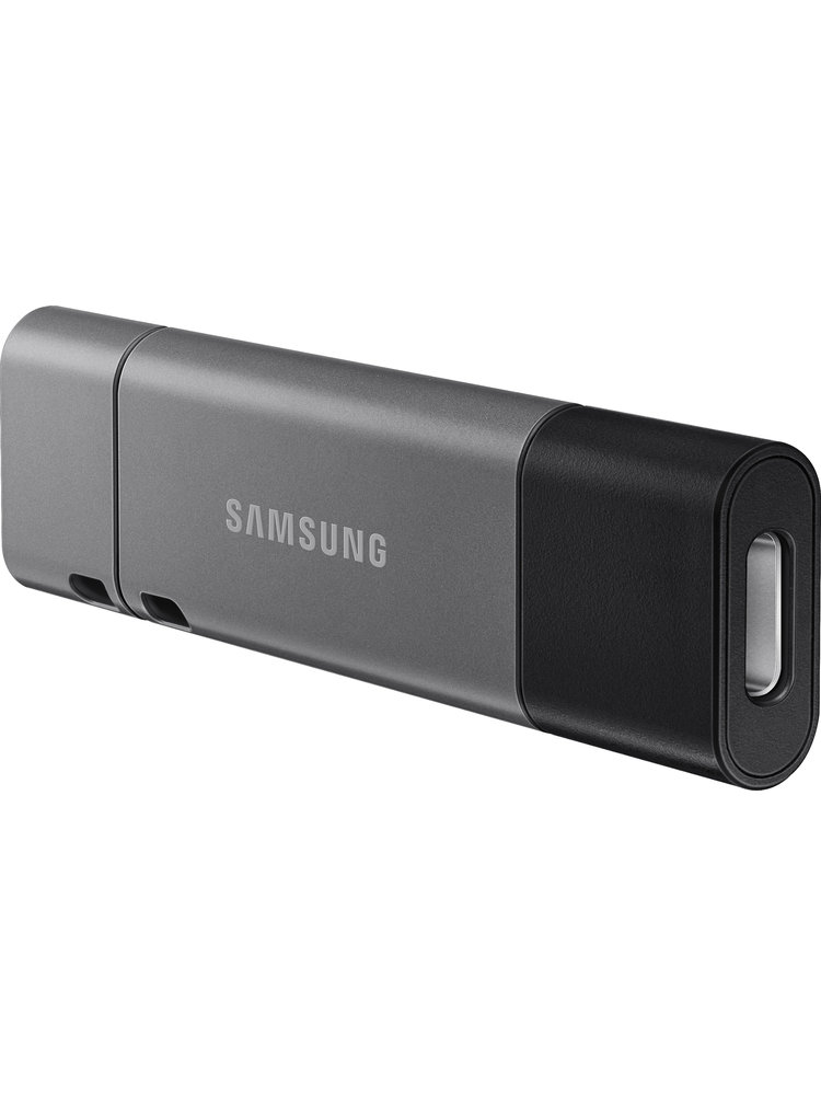 Samsung Samsung 32GB DUO Plus USB Type-C Flash Drive with USB Type-A Adapter