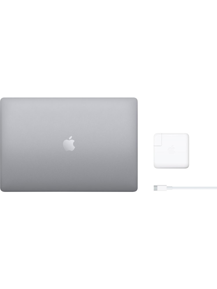 Apple 16-inch MacBook Pro with Touch Bar: 2.3GHz 8-core 9th-generation Intel Core i9 processor, 1TB - Space Gray (2020)