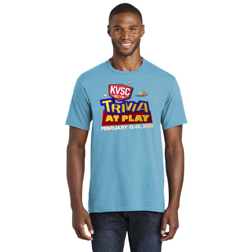KVSC Trivia at Play T-Shirts