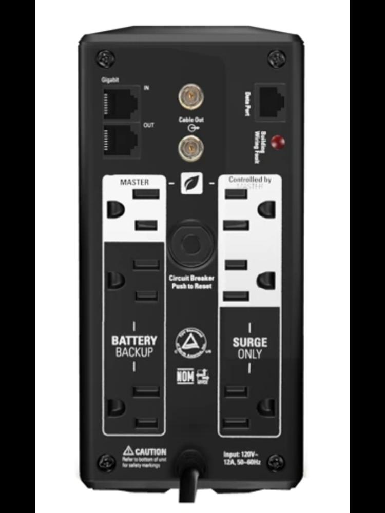 APC APC Back-UPS Pro 700VA UPS Battery Backup & Surge Protector (BR700G)
