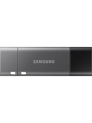 Samsung Samsung 256GB DUO Plus USB Type-C Flash Drive with USB Type-A Adapter