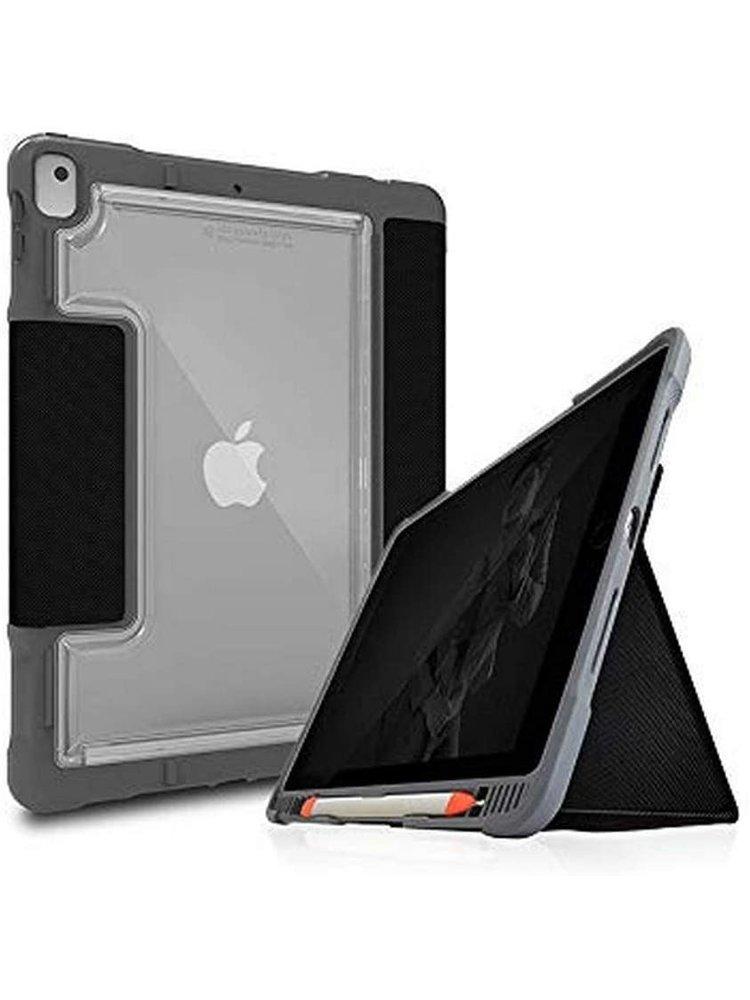 STM Dux Plus iPad 7th and 8th Gen Case - Black