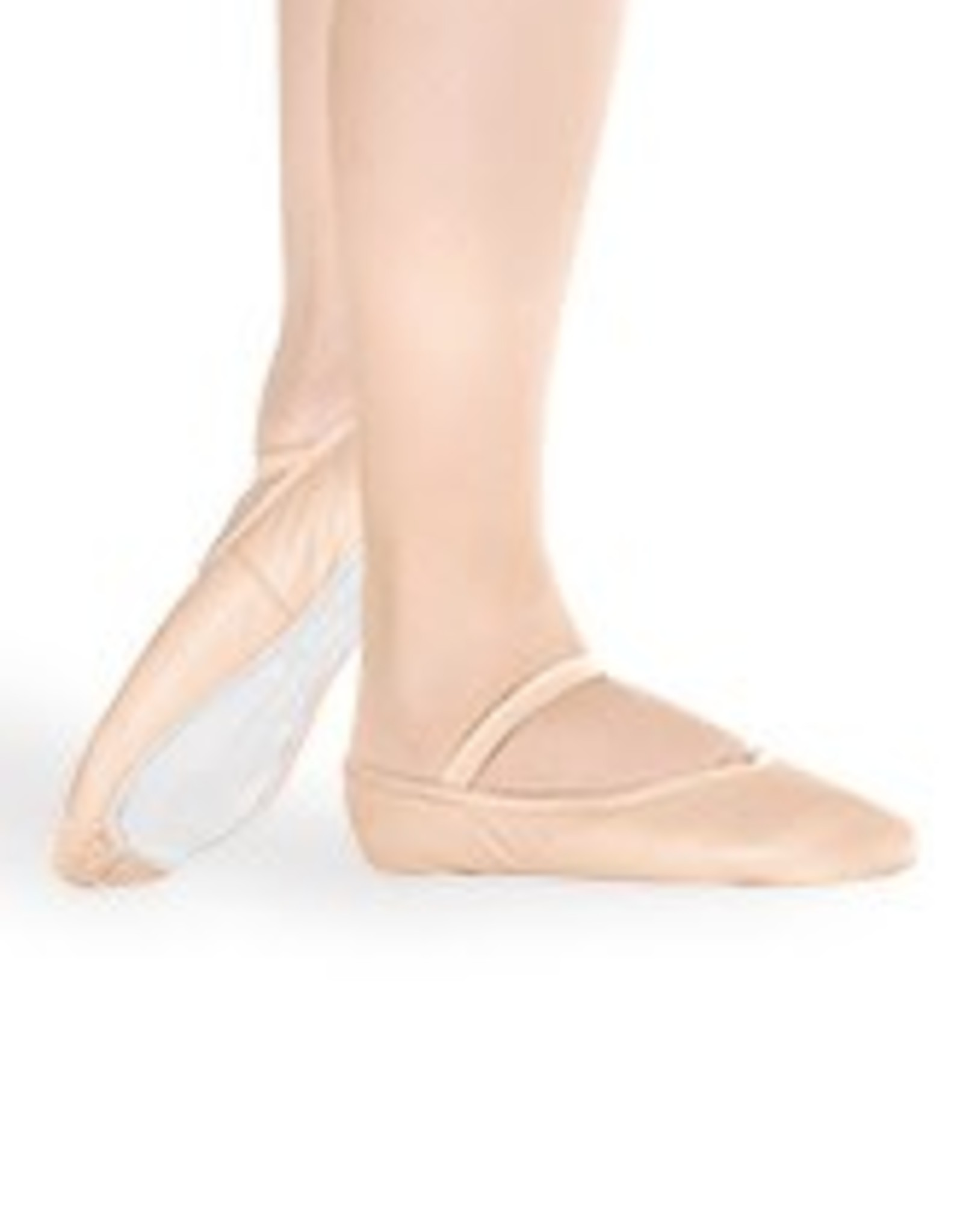 Capezio 212W Capezio Lily Leather Ballet Shoe