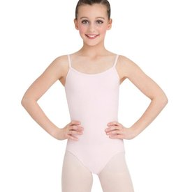 Capezio CC100C Camisole Leotard w/ Adjustable Straps