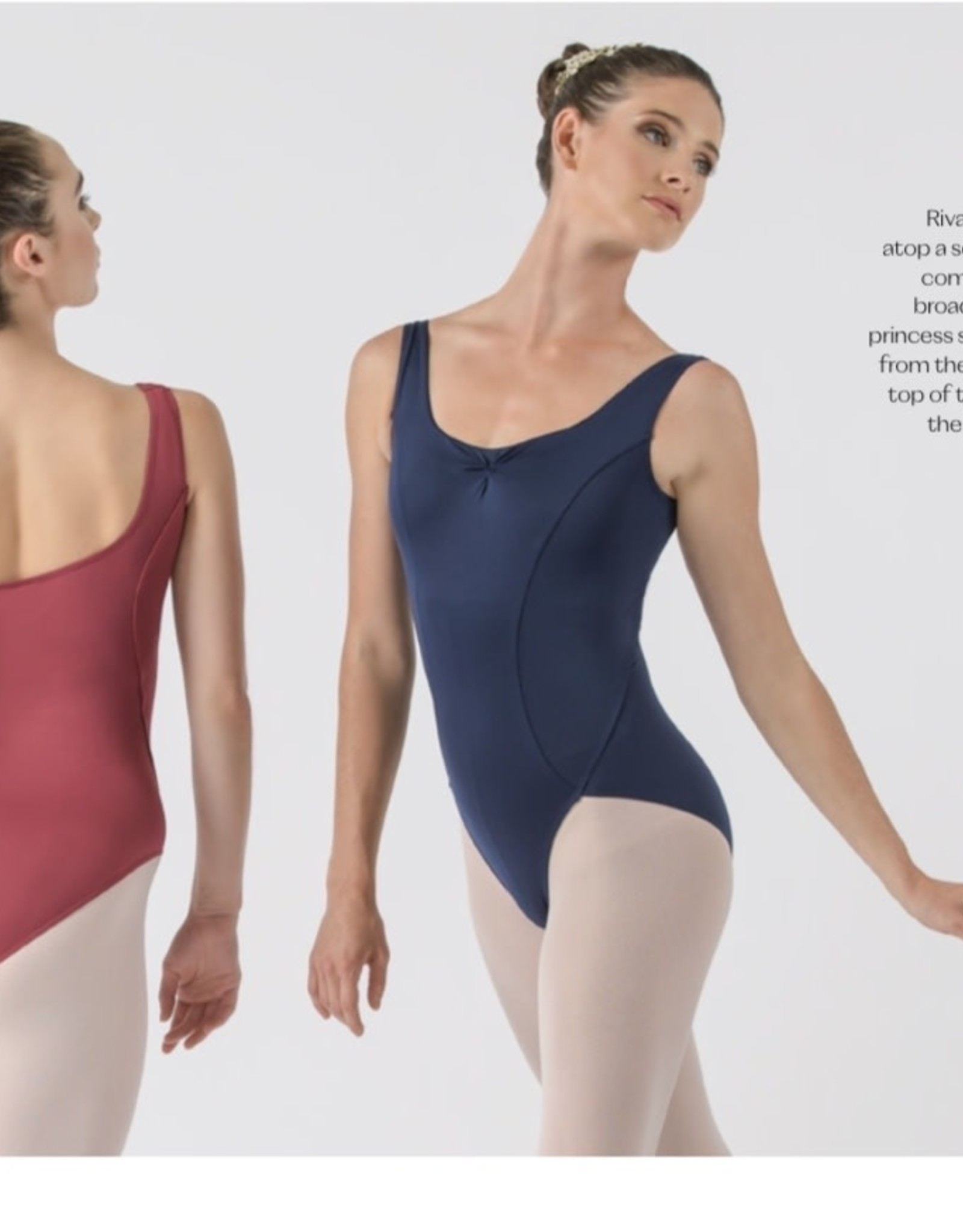 Ballet Rosa Riva Children Leotard