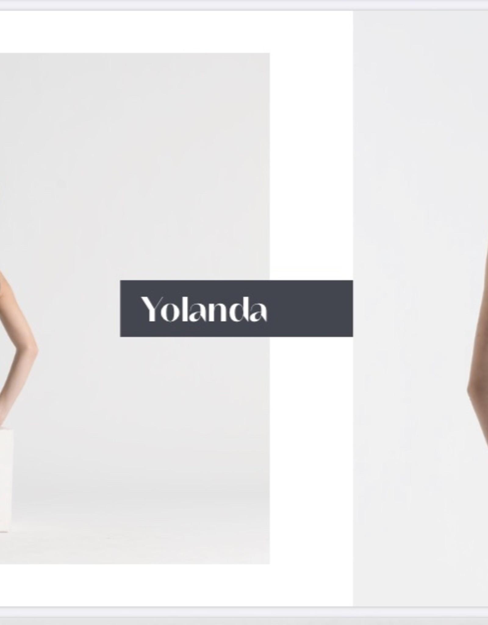 Ballet Rosa Yolanda Children's Leotard