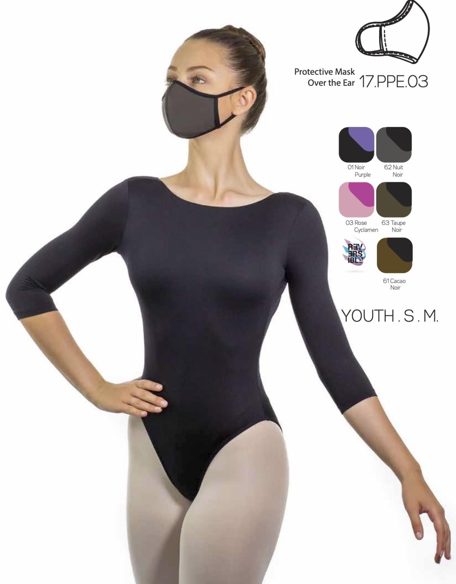 Ballet Rosa Mask 03