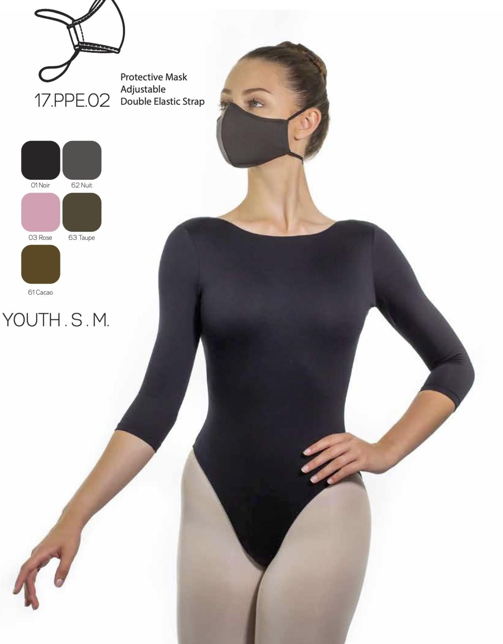Ballet Rosa Mask 02