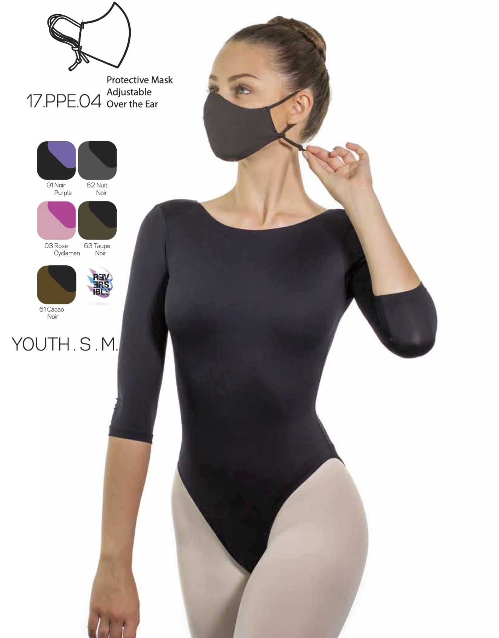 Ballet Rosa Mask 04