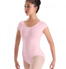 Motionwear Children's Cap Sleeve Leotard #2105