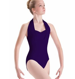Motionwear Adult Overlay Halter Leotard #2650