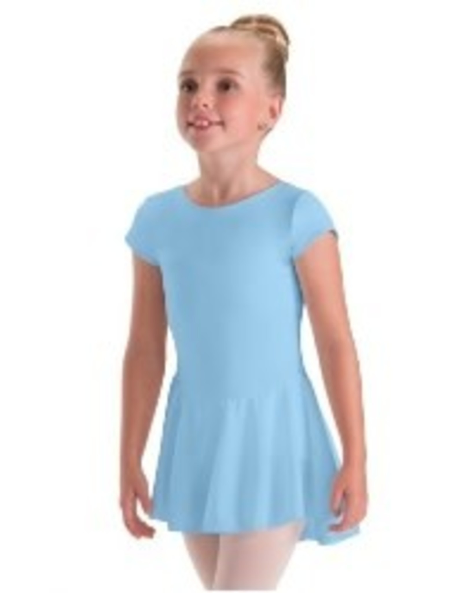 Motionwear Cap Sleeve Dress #4354