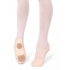Capezio 2037W   Hanami Canvas Ballet Shoe
