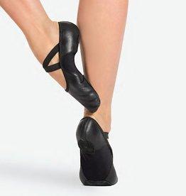 Capezio 2038W Leather Hanami Ballet Shoe