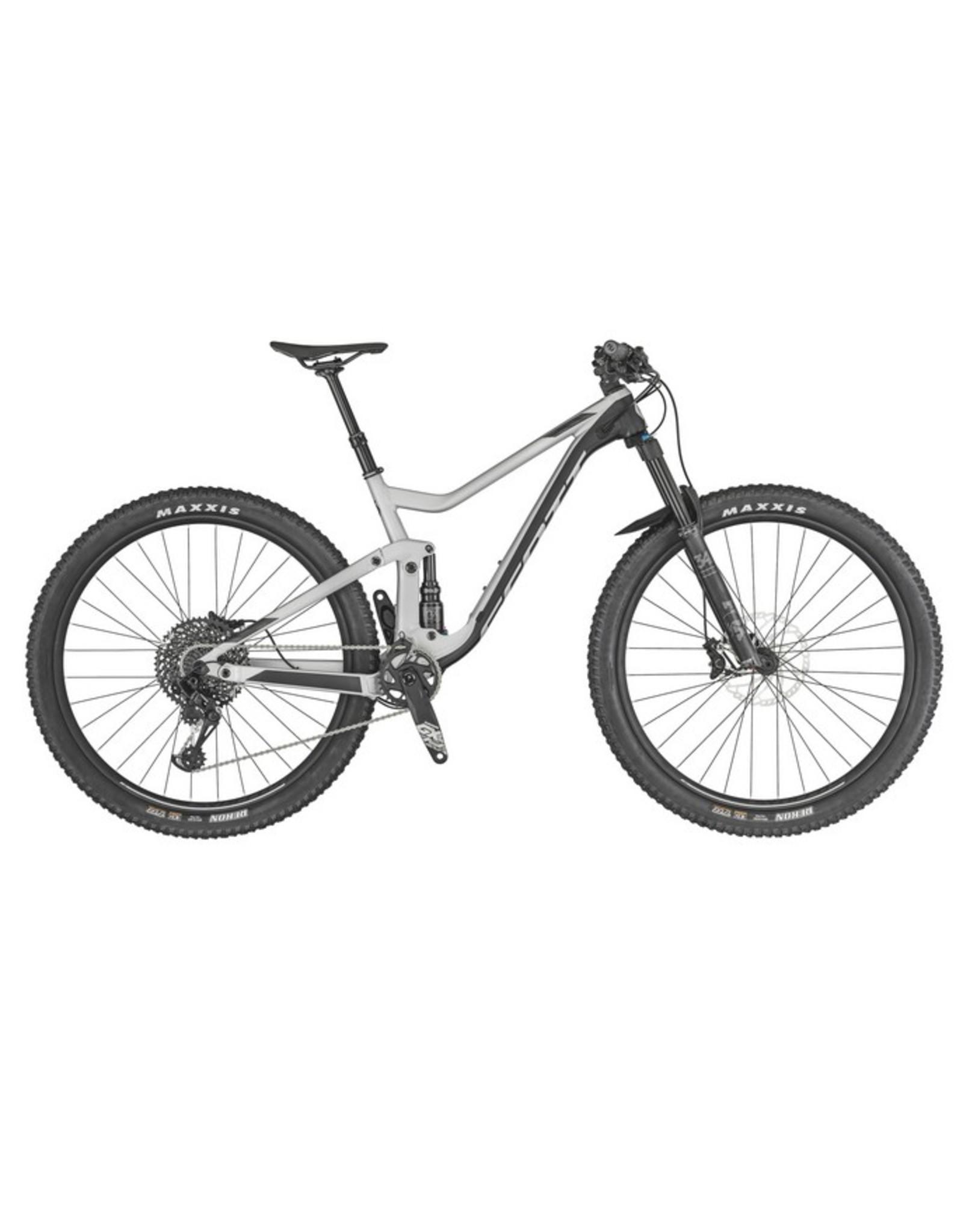 SCOTT Bikes SCO Bike Genius 940 L Silver 2019