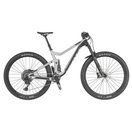 SCOTT Bikes SCO Bike Genius 940 L Silver 2019