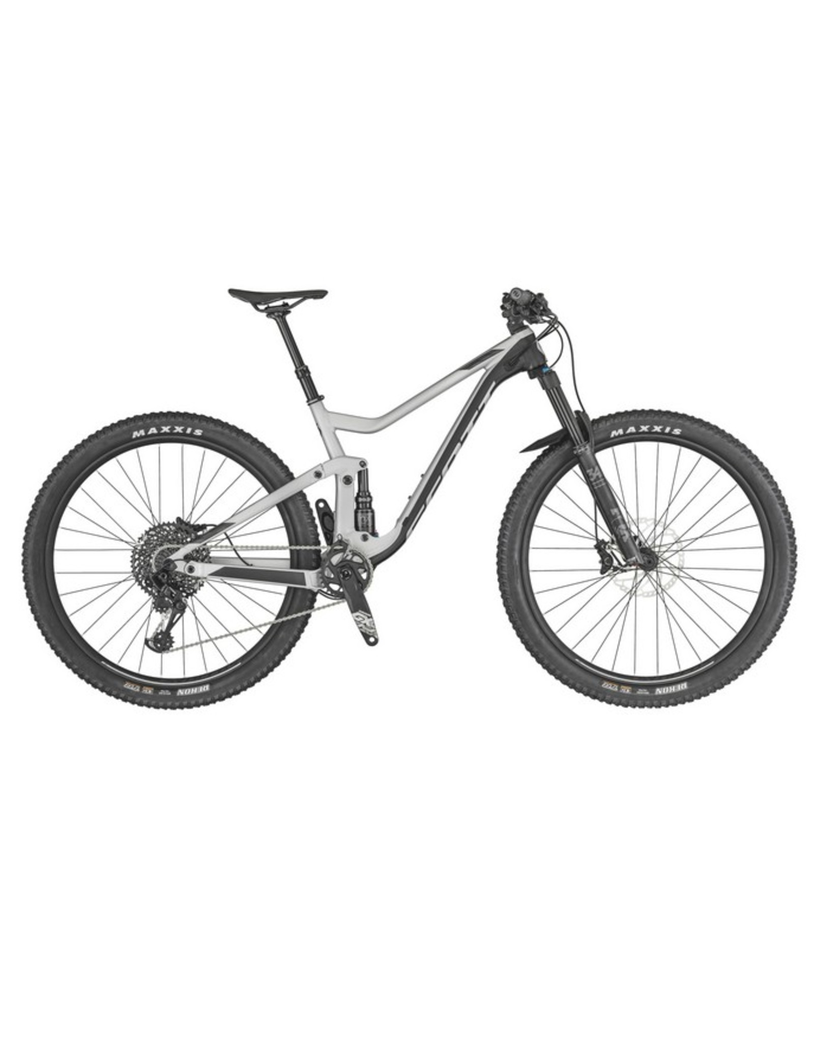 SCOTT Bikes SCO Bike Genius 940 M Silver 2019
