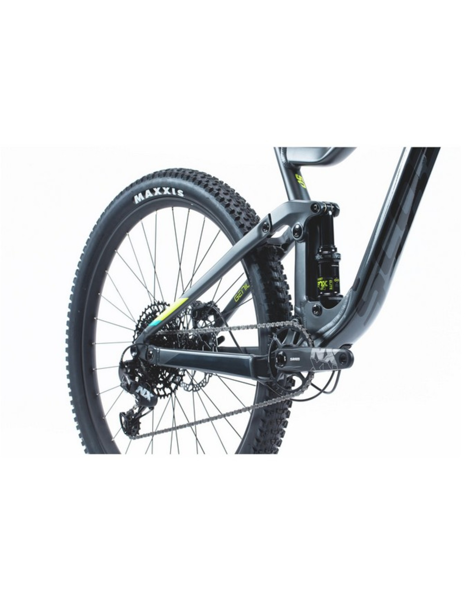 SCOTT Bikes SCO Bike Genius 950 L Grey 2019