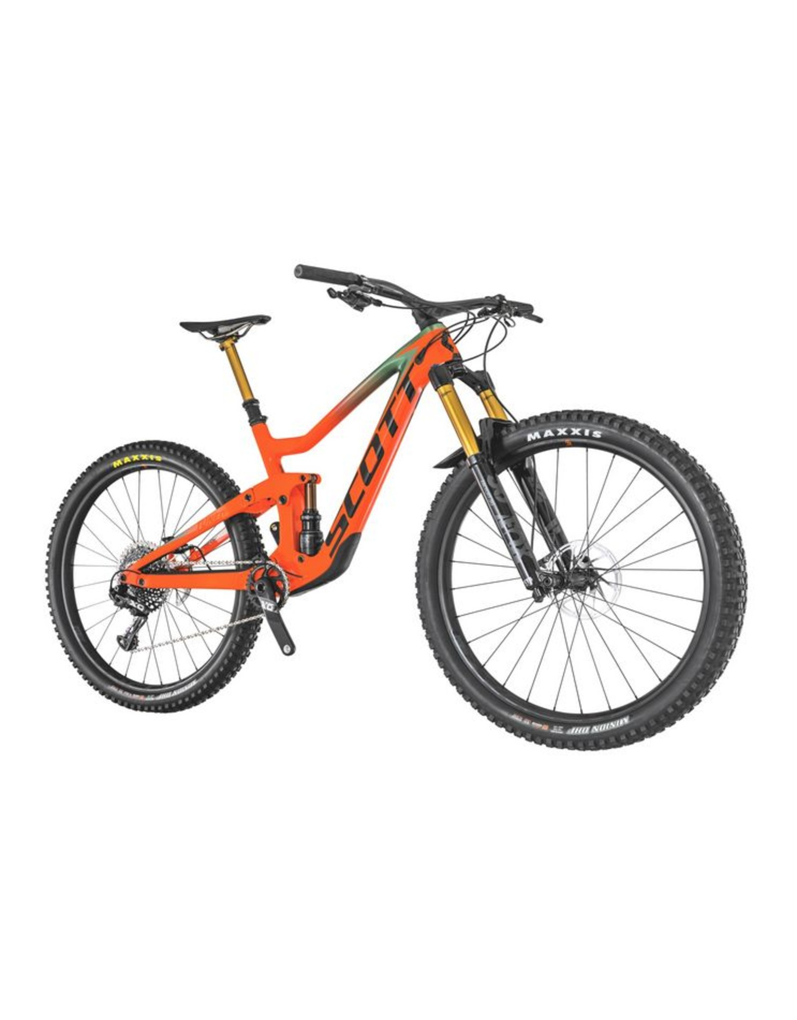 SCOTT Bikes SCO Bike Ransom 900 Tuned  XL  2019