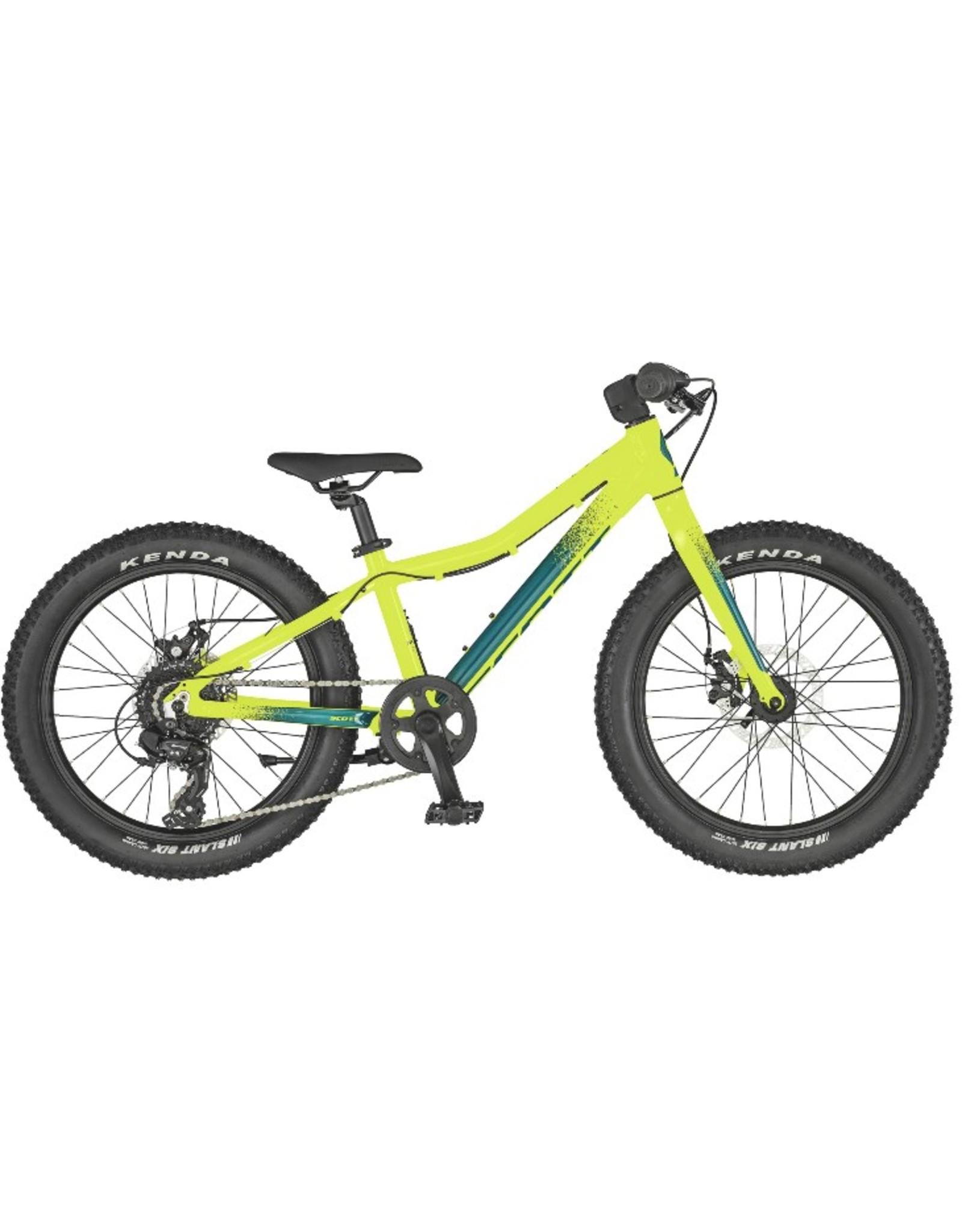 """SCOTT Bikes SCO Bike Roxter 20"""" 2019"""