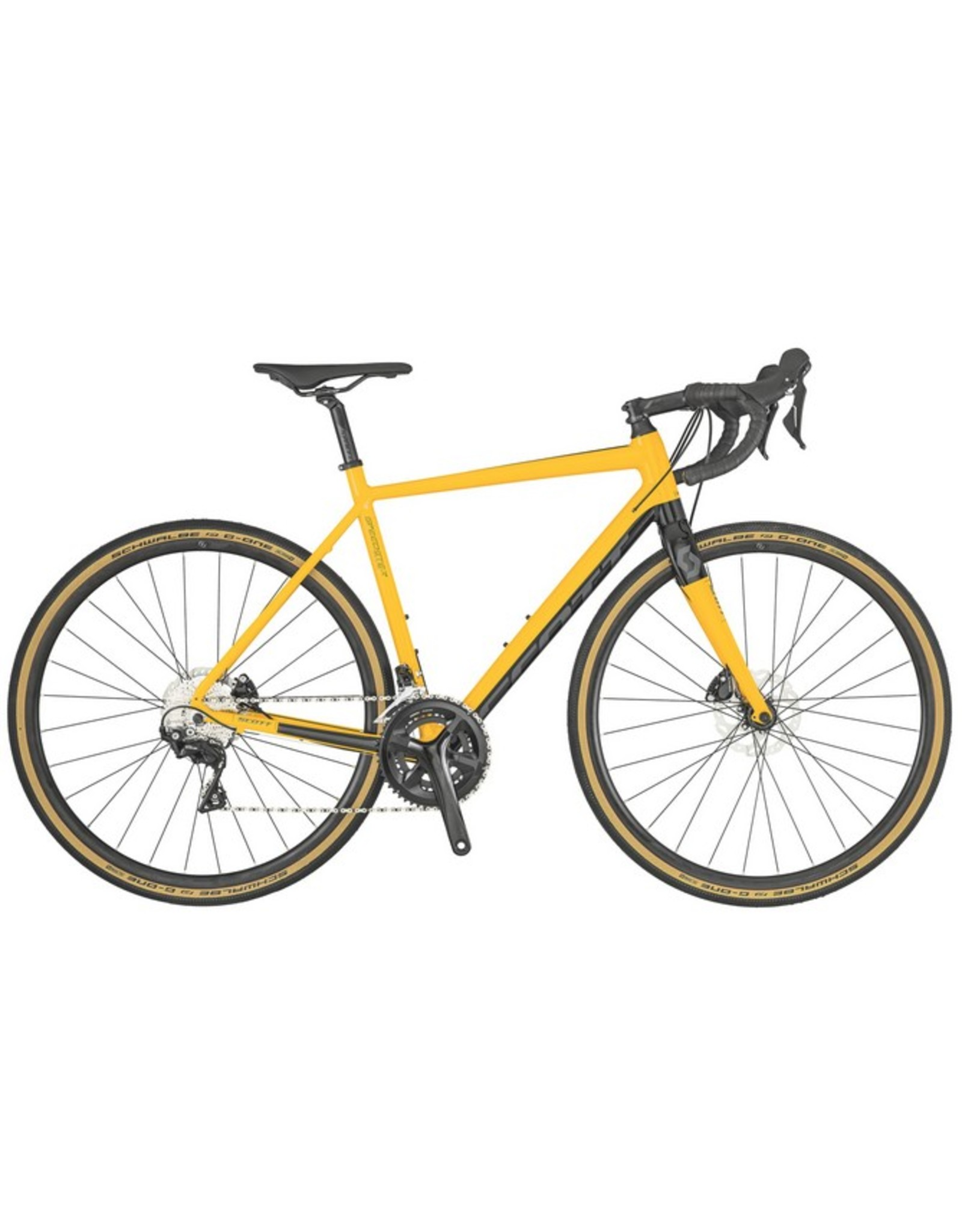 SCOTT Bikes SCO Bike Speedster Gravel 20 L56 2019