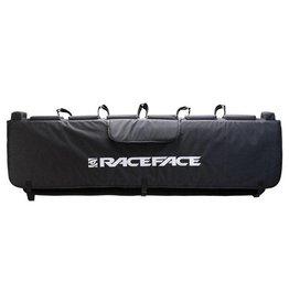 """RaceFace RaceFace Tailgate Pad: 61"""" Black LG/XL"""