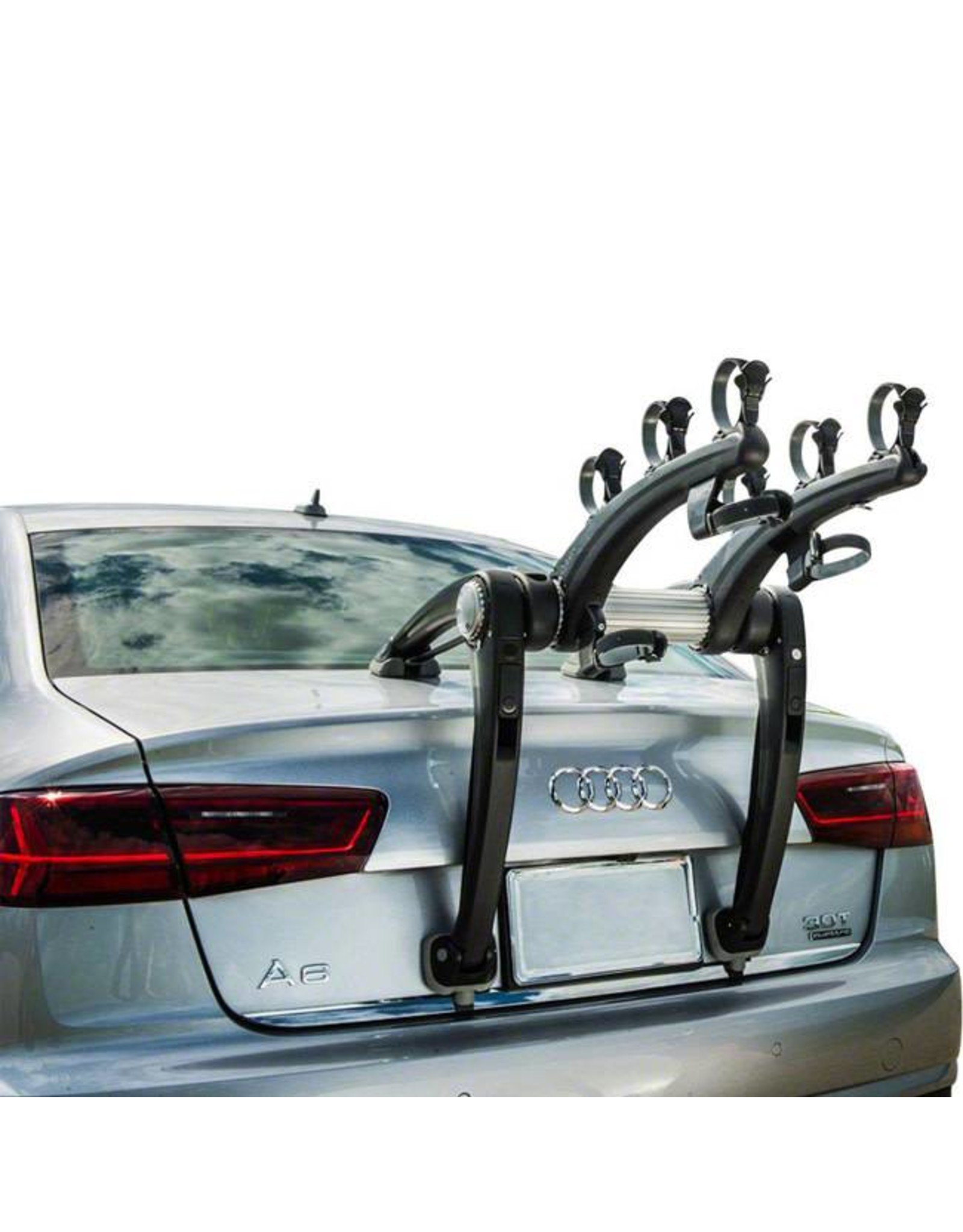 Saris Saris Superbones Trunk Rack: 3 Bike, Black
