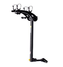 Saris Saris Bones Hitch Rack: 2 Bike, Universal Hitch, Black
