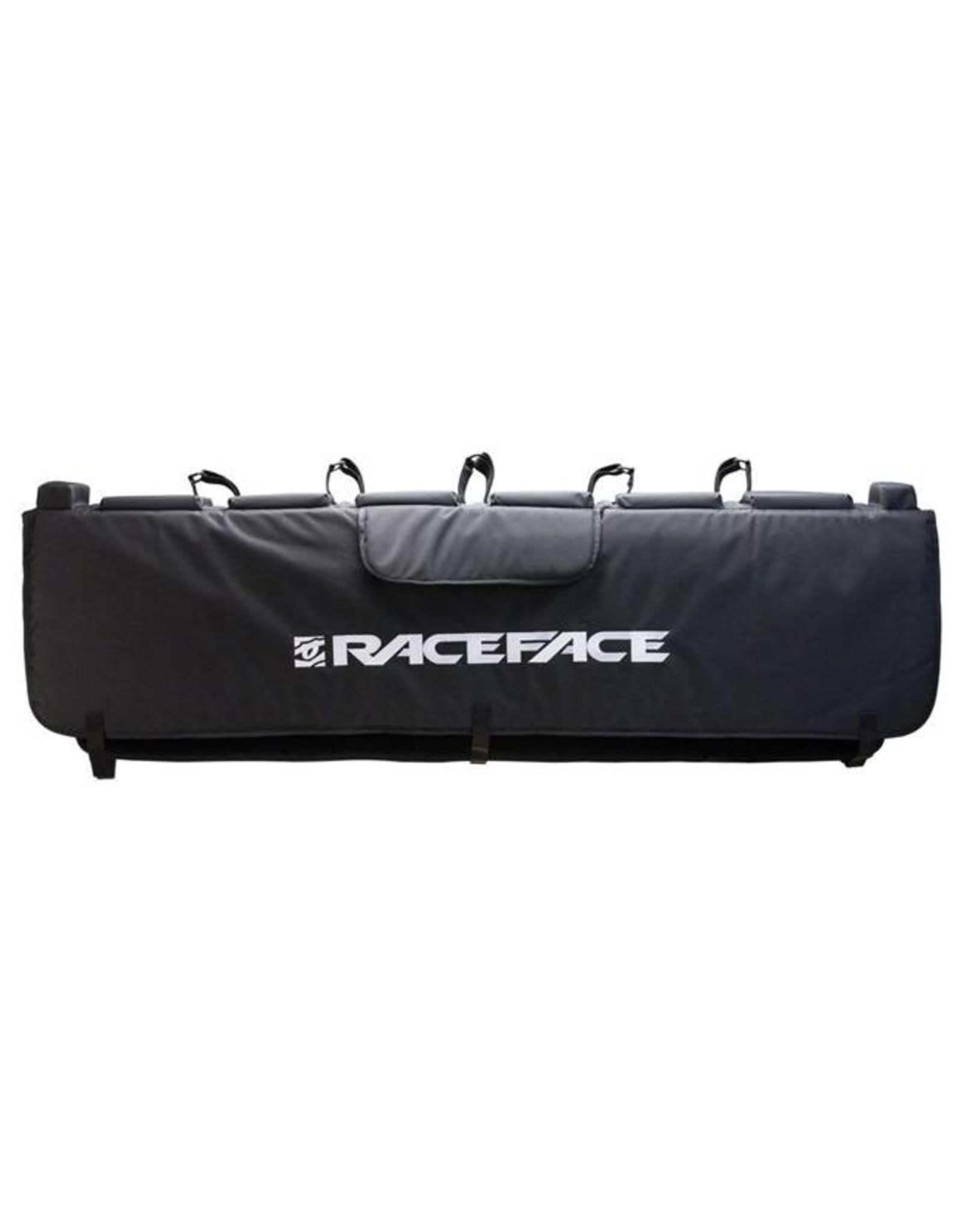 "RaceFace RaceFace Tailgate Pad: 57"" Black SM/MD"