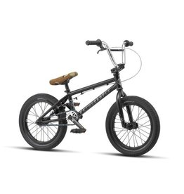 "We The People We The People Seed 16"" 2019 Complete BMX Bike 16"" Top Tube Matte Black"