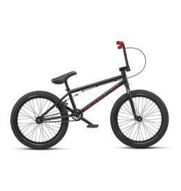 "We The People We The People Nova 20"" 2019 Complete BMX Bike 20"" Top Tube Matte Black"