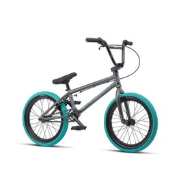 "We The People We The People CRS 18"" 2019 Complete BMX Bike 18"" Top Tube Anthracite Gray"