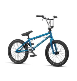 "We The People We The People CRS FS 18"" 2019 Complete BMX Bike 18"" Top Tube Metallic Blue"