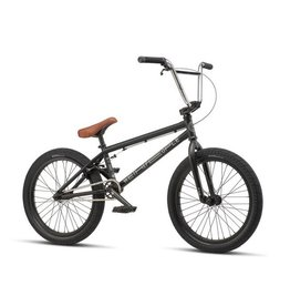 "We The People We The People CRS 20"" 2019 Complete BMX Bike 20.25"" Top Tube Matte Black"