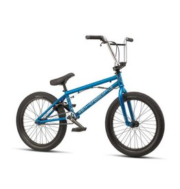 "We The People We The People CRS FS 20"" 2019 Complete BMX Bike 20.25"" Top Tube Metallic Blue"