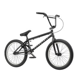 "We The People We The People Arcade 20"" 2019 Complete BMX Bike 20.5"" Top Tube Matte Black"