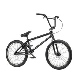 "We The People We The People Arcade 20"" 2019 Complete BMX Bike 21"" Top Tube Matte Black"