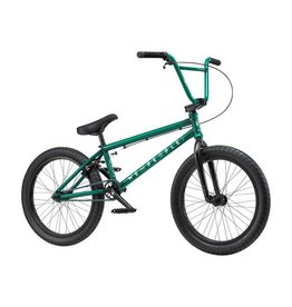 "We The People We The People Arcade 20"" 2019 Complete BMX Bike 21"" Top Tube Translucent Green"