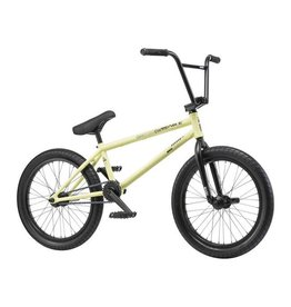 "We The People We The People Reason 20"" 2019 Complete BMX Bike 20.75"" Top Tube Matte Pastel Yellow"